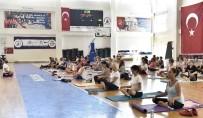 YOGA - Muratpaşa'da Dünya Yoga Günü Etkinliği