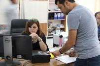 KİMLİK KARTI - Nüfus Müdürlükleri Hafta Sonu Da Açık Olacak