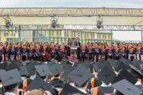 ÖZYEĞİN ÜNİVERSİTESİ - Özyeğin Üniversitesi'nde Mezuniyet Heyecanı