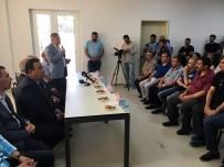 PENDİK BELEDİYESİ - Pendik Belediyesi Kavakpınar Mahallesi'nde Cemevini Hizmete Açtı