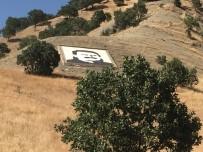 KONTROL NOKTASI - PKK'nın Kandil'de Boş Bırakılan Kontrol Noktası Görüntülendi