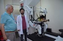 Robot Tedavisi Felçli Hastaların Umudu Oldu