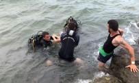 POLIS MESLEK YÜKSEKOKULU - Samsun'da Denizde Can Pazarı