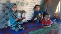 PROTEZ BACAK - Suriyeli Maya, Tedavisi İçin Türkiye Yolunda