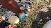 POLİS MERKEZİ - Uyuşturucu Şüphelisi Kovalamaca Sonucu Yakalandı