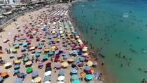 APOLLON TAPINAĞI - Yabancı Turistlerden 'Tatile Türkiye'ye Gelin' Çağrısı