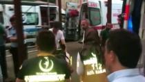 AHMET ÇıNAR - Zonguldak'ta Maden Ocağındaki Göçükte Mahsur Kalan İki İşçi Kurtarıldı