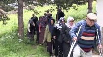 GÜMÜŞHANE ÜNIVERSITESI - 15 Seçmenli Köyde Oy Kullanma İşlemi Yarım Saatte Bitti