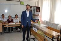 CUMHURBAŞKANLIĞI SEÇİMİ - Adıyaman'da Siyasiler Ve Bürokratlar Oyunu Kullandı
