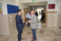 MİLLETVEKİLLİĞİ SEÇİMLERİ - Afyonkarahisar'da Oy Kullanma İşlemleri Başladı