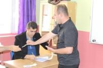 Ağrı'da Oy Kullanma İşlemi Başladı