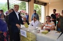 CEMAL ÖZTÜRK - AK Parti Giresun Milletvekilleri Cemal Öztürk Ve Sabri Öztürk Oylarını Kullandı