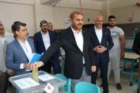 AK PARTİ İL BAŞKANI - AK Parti Hatay Başkanı Güler Açıklaması 'Hatay'a Hanım Eli Değecek'