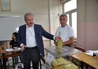 ANAYASA KOMİSYONU - AK Partili Şentop Açıklaması 'Seçim Güzel Bir Havada Geçiyor'