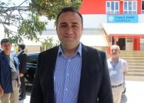 TOLGA AĞAR - AK Partili Tolga Ağar Oyunu Kullandı