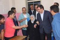 AK Partili Yılmaz, Oyunu Annesiyle Birlikte Kullandı
