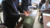 ULAŞTIRMA DENİZCİLİK VE HABERLEŞME BAKANI - Bakan Arslan'ın Oy Kullandığı Sandıktan 'İnce' Çıktı