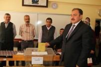 FERASET - Bakan Eroğlu, Oyunu Memleketi Afyonkarahisar'da Kullandı