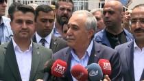 MEHMET GÜNEŞ - Bakan Fakıbaba Şanlıurfa'da Oy Kullandı