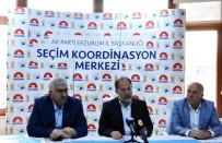 Başbakan Yardımcısı Akdağ Açıklaması 'Karaçoban'daki 2 Kişinin Öldüğü Olayın Seçimle Bağlantısı Yoktur'