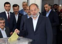 TEVFİK İLERİ - Başbakan Yardımcısı Akdağ Oyunu Erzurum'da Kullandı