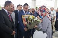 MİLLETVEKİLLİĞİ SEÇİMLERİ - Başbakan Yıldırım, Adnan Ertürk'ün Cenaze Namazına Katıldı