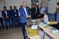 PARLAMENTO - Başkan Kafaoğlu Oyunu Kullandı