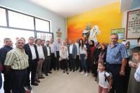 MEHMET ERDOĞAN - Belediye Başkanı Tamazoğlu, Ailesi İle Birlikte Oyunu Kullandı