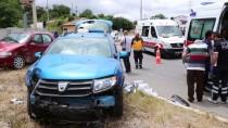 İZZET BAYSAL DEVLET HASTANESI - Bolu'da Trafik Kazası Açıklaması 4 Yaralı