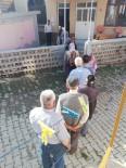 BOZKÖY - Bu Mahallede Seçim 32 Dakika Sürdü