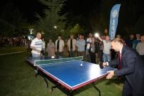 PATLAMIŞ MISIR - Büyükşehir Mahalleleri Spor Merkezlerine Dönüştürecek