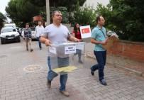 Çanakkale'de Cumhurbaşkanı Ve 27. Dönem Milletvekili Genel Seçimi İçin Oy Verme İşlemi Devam Ediyor
