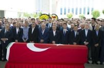 MİLLETVEKİLLİĞİ SEÇİMLERİ - Cenaze Törenine Başbakan Da Katıldı