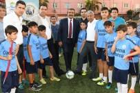 Çukurova'da Futbol Yaz Okulu Başladı
