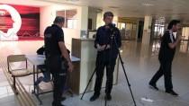 KAMERA - Edirne'de Oy Çuvalları Kamerayla Kayıt Altına Alındı