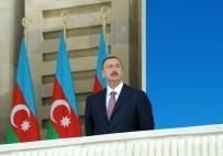 ALIYEV - Erdoğan'ı Tebrik Eden İlk Cumhurbaşkanı Oldu