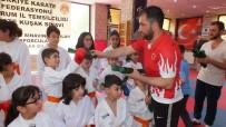 KARATE - Erzurum'da Karateciler Hafta Sonunda Kuşak Sınavı Heyecanı Yaşadı