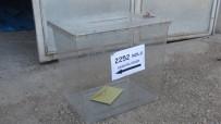 MEHMET GÜNEŞ - Sadece 2 kişi oy kullandı