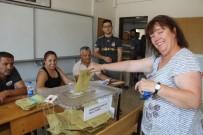 ÖLÜDENİZ - Fethiye'de Yerleşik Yabancılar Tercihlerini Yaptı