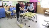 HÜR DAVA PARTİSİ - Işık'ın Oy Kullandığı Sandıktan Erdoğan Çıktı