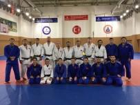 ALI ERDOĞAN - Judocular Akdeniz Oyunları'na Hazır