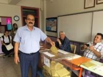 Kargı'da Başkanlar Oylarını Kullandı
