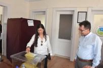 Körfez'de Oy Verme İşlemine Yoğun İlgi
