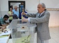 Malatya'da İlk Oylar Kullanılmaya Başlandı