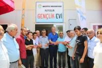 Mezitli'de Gençlik Evleri Çoğalıyor