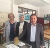 HEKIMOĞLU - MHP İl Başkanı Murat Çiçek Oyunu Kullandı