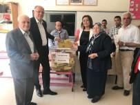 CUMHURBAŞKANLIĞI SEÇİMİ - Milletvekili Koçer, Ailesiyle Birlikte Oyunu Kullandı