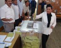 Muğla'da Oy Kullanma İşlemi Devam Ediyor
