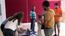 Muğla'da Yerleşik Yabancılar Oylarını Kullandı