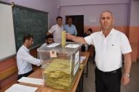 Muş'ta Oy Verme İşlemleri Tamamlandı